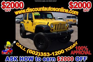 View 2008 Jeep Wrangler 4WD 4X4