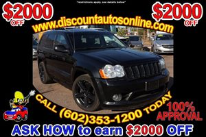 View 2008 Jeep Grand Cherokee 4X4