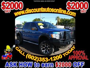 View 2012 Ford F-150 Crew Cab 4WD 4X4