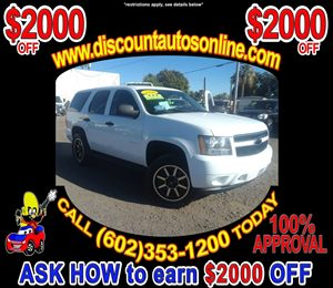 View 2008 Chevrolet Tahoe 4WD 4X4 Leather SUV