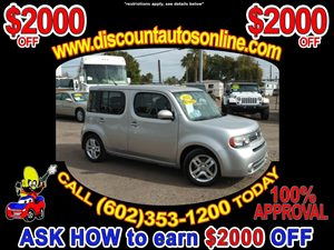 View 2011 Nissan cube