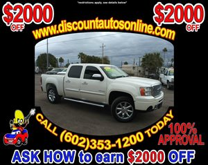 View 2011 GMC Sierra 1500 AWD Leather