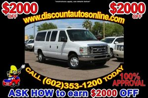 View 2009 Ford Econoline Wagon 9 Passenger