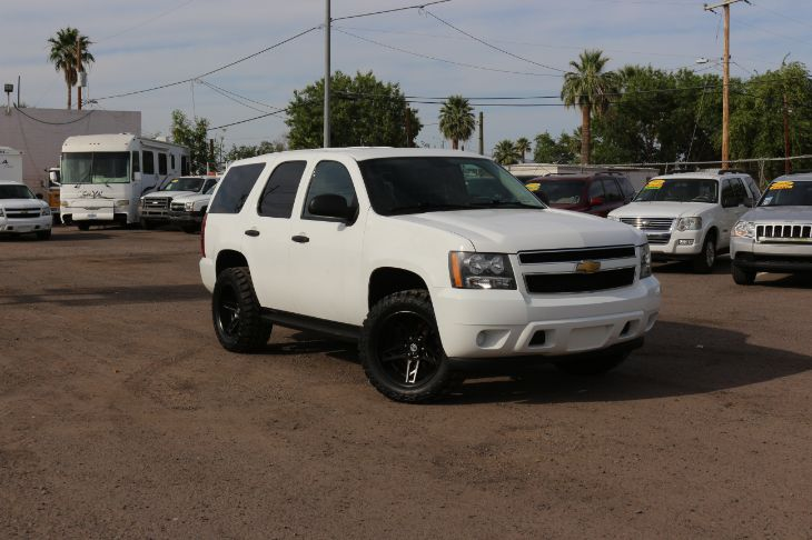 2014 Chevrolet Tahoe SUV 4X4 Leather LT