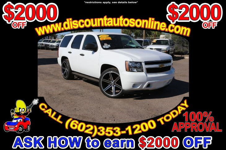 2013 Chevrolet Tahoe SUV Leather LT