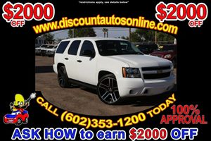 View 2010 Chevrolet Tahoe SUV Leather