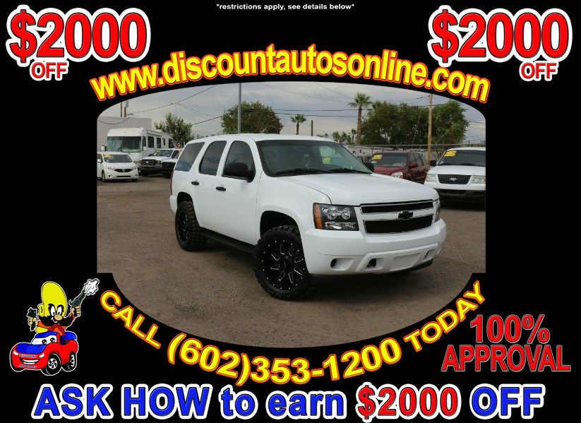 2011 Chevrolet Tahoe SUV 4WD 4X4 Leather LT