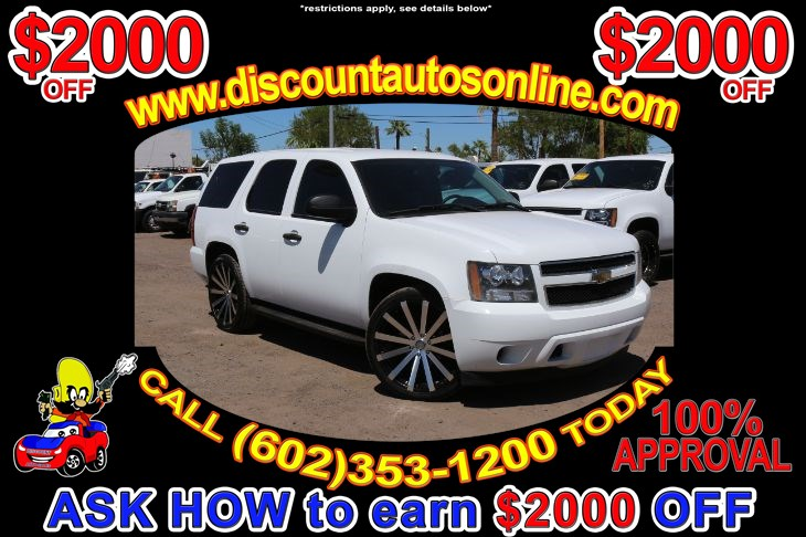 2011 Chevrolet Tahoe SUV Leather LT
