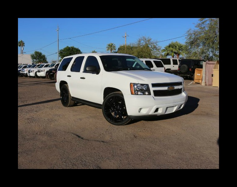 2012 Chevrolet Tahoe SUV Leather LT