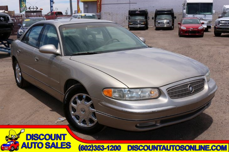 used 2002 buick regal ls in phoenix 2002 buick regal ls discount auto sales