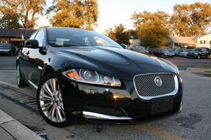 View 2012 Jaguar XF