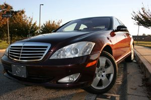 View 2007 Mercedes-Benz S550