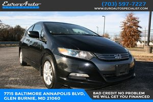 View 2010 Honda Insight