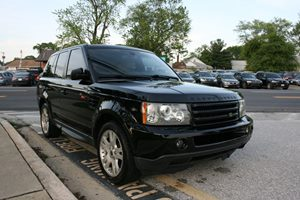 View 2006 Land Rover Range Rover Sport