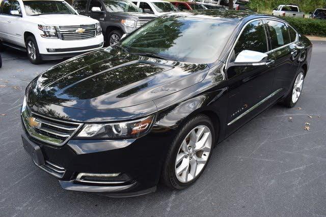 2016 Chevrolet Impala Ltz 2lz Apex Imports