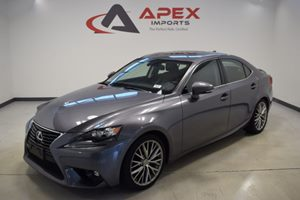View 2015 Lexus IS