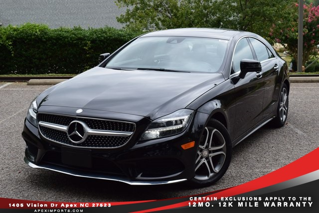 2015 Mercedes-Benz CLS CLS 400 4MATIC®
