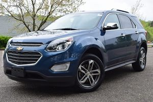 View 2017 Chevrolet Equinox