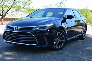 View 2016 Toyota Avalon