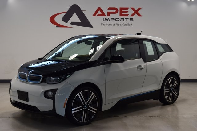 2015 BMW i3 with Range Extender - Apex Imports