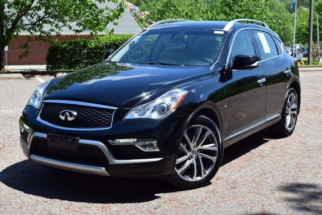 2016 INFINITI QX50 Base DELUXE TOURING PACKAGE