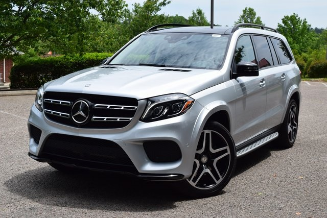 2017 Mercedes-Benz GLS GLS 550 4MATIC®
