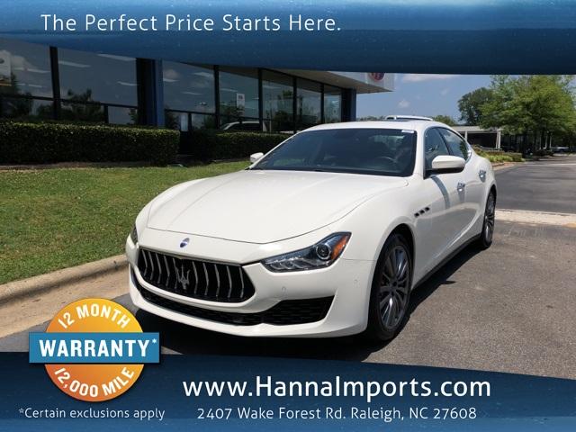 Maserati Ghibli Price >> 2018 Maserati Ghibli S Apex Imports