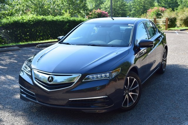2016 Acura TLX 3.5L V6 w/Technology Package