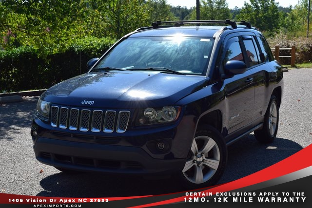 2014 Jeep Compass Latitude