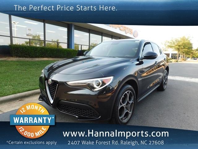 2018 Alfa Romeo Stelvio Price >> 2018 Alfa Romeo Stelvio Base Apex Imports
