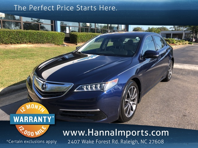 2017 Acura TLX 3.5L V6 w/Technology Package