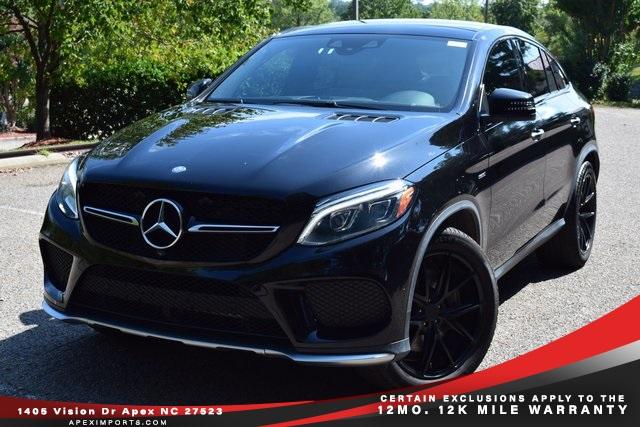 Mercedes Gle 450 Amg >> 2016 Mercedes Benz Gle Gle 450 Amg 4matic Apex Imports