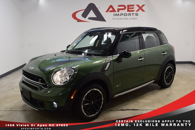 2016 MINI Cooper S Countryman Base