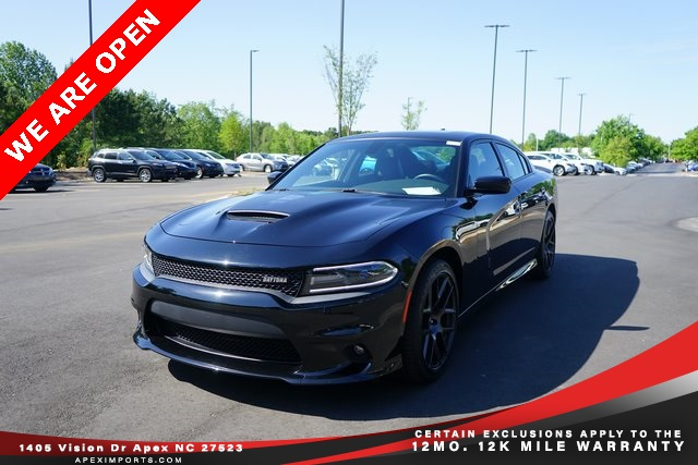 2017 Dodge Charger R/T Daytona Edition