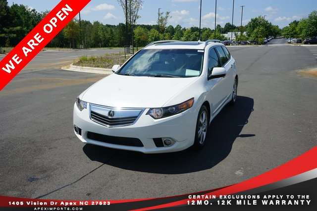 2012 Acura TSX 2.4 Technology