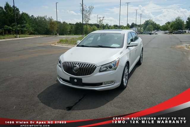 2016 Buick LaCrosse Leather Group