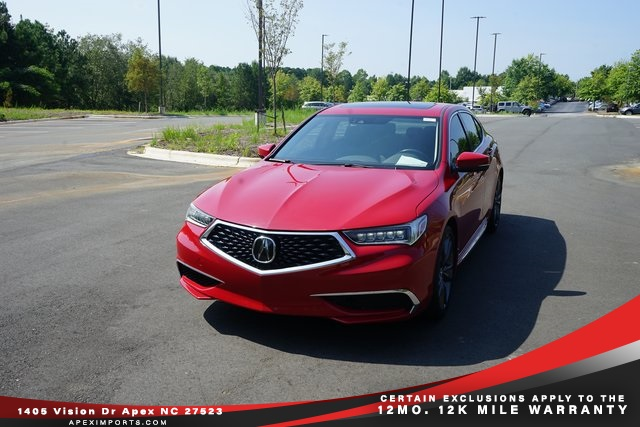 2018 Acura TLX 3.5L V6 w/Technology Package
