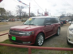 View 2014 Ford Flex