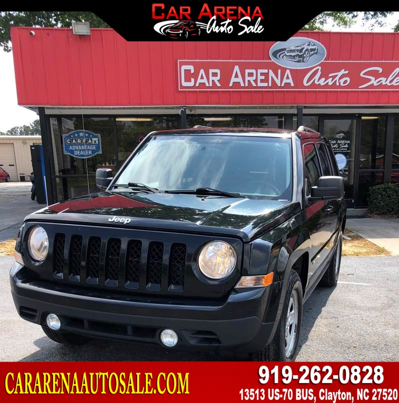 2014 Jeep Patriot Sport - Car Arena Auto Sale