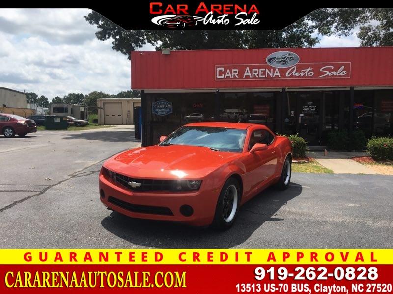 2012 Chevrolet Camaro 1LS - Car Arena Auto Sale