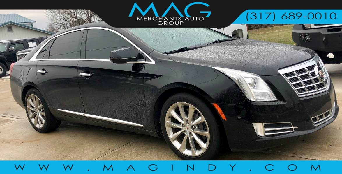Used 2014 Cadillac Xts Luxury In Cicero
