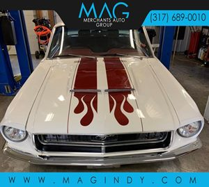 View 1968 Ford Mustang