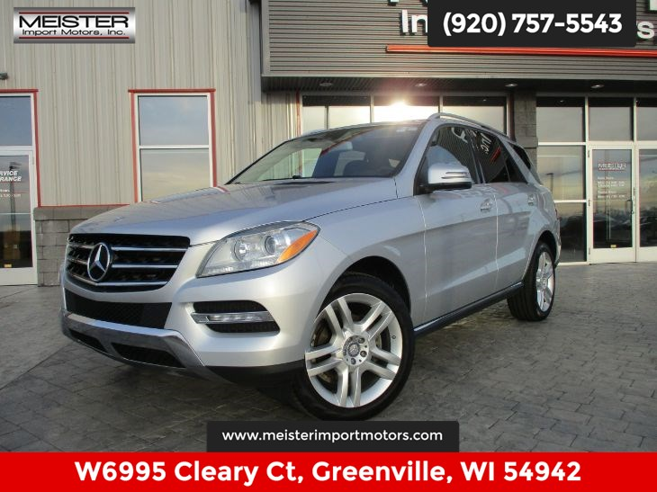 2014 Mercedes-Benz ML 350 BlueTEC SUV