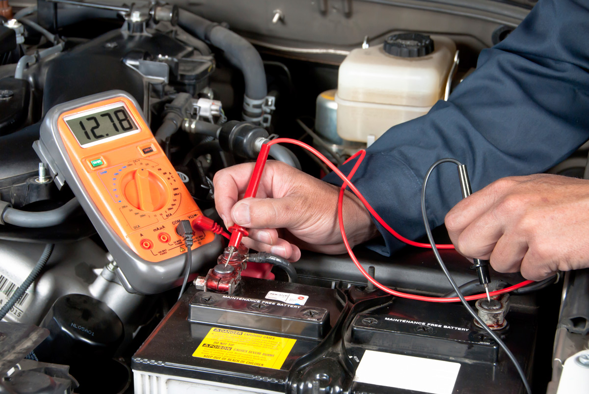 Electrical Diagnosis & Repair