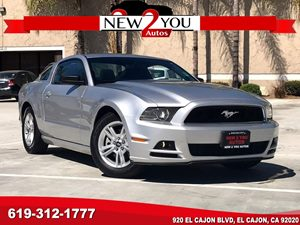 View 2014 Ford Mustang V6