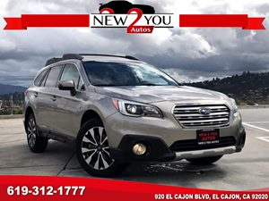 View 2015 Subaru Outback 3.6R Limited