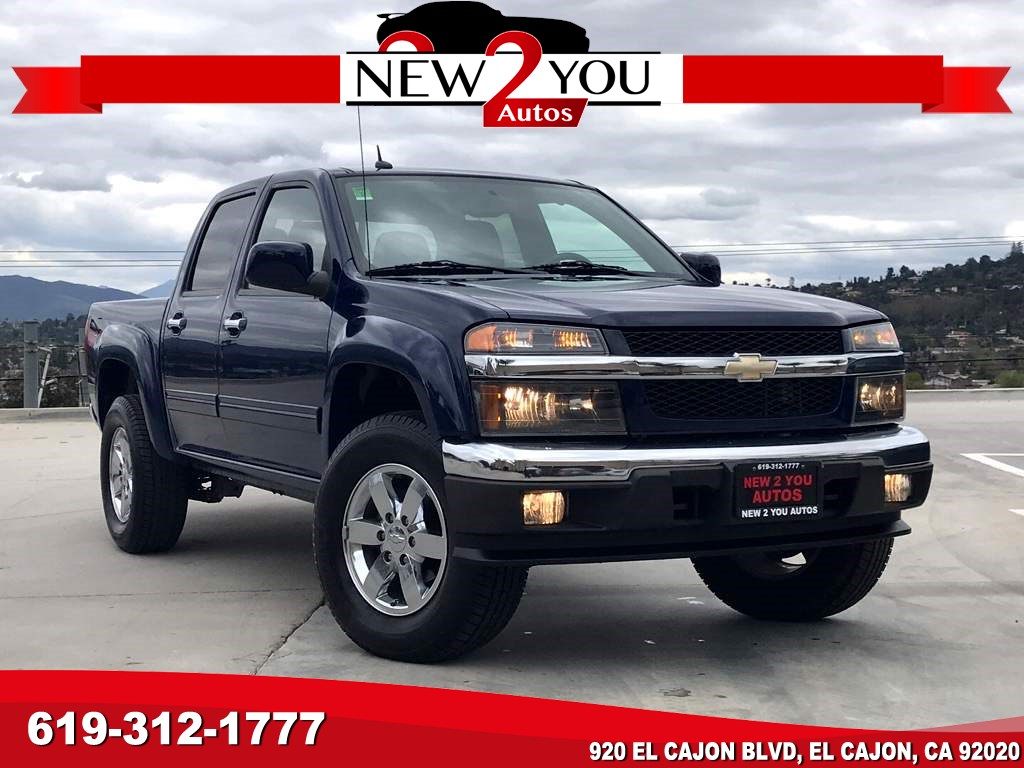 2011 Chevrolet Colorado Lt 1 Owner Hard To Find 4x4 New 2 You Autos