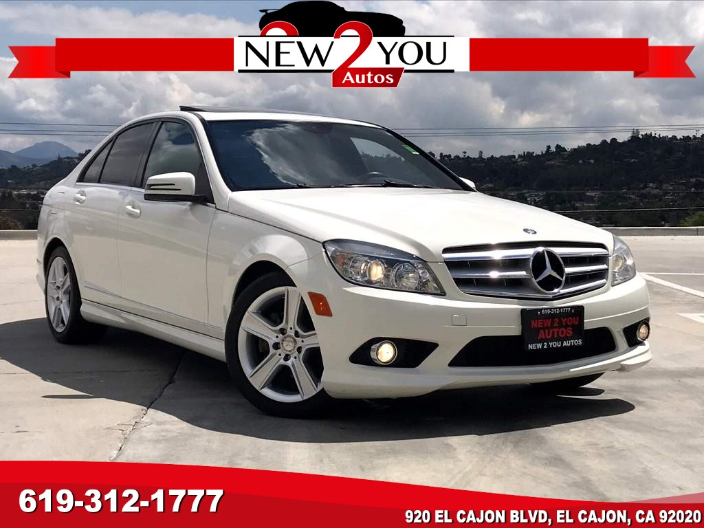 2010 Mercedes-Benz C 300 Sport Super Clean!!!