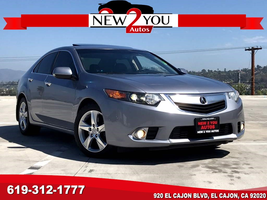 2011 Acura TSX w/Tech PKG/FULLY LOADED