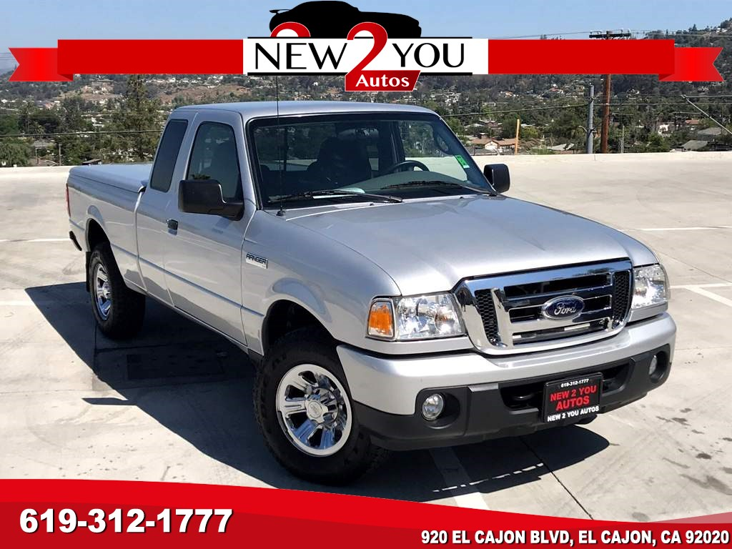 2009 Ford Ranger XLT 4X4 W/LOW MILES/HARD TO FIND!!!
